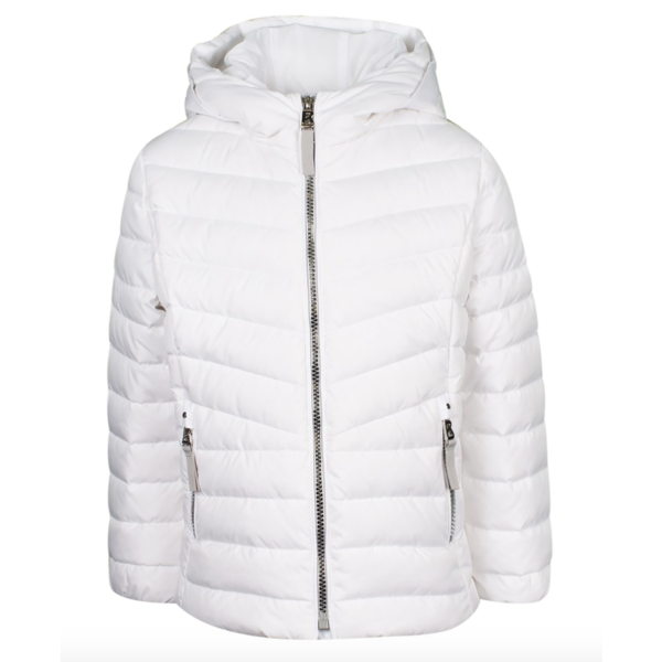 JUNIOR GIRLS LUCY-D JACKET - WHITE