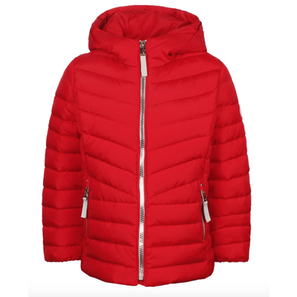 JUNIOR GIRLS LUCY-D JACKET - RED