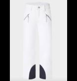 BOGNER JUNIOR GIRLS ADINA PANT - WHITE - SIZE 10 ONLY