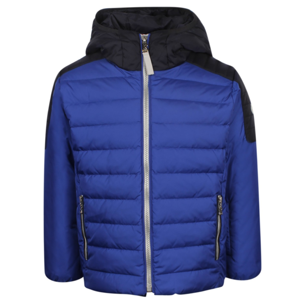 JUNIOR BOYS JANUS-D JACKET - BLUE