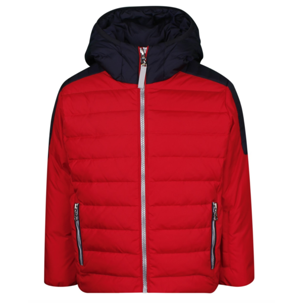 JUNIOR BOYS JANUS-D JACKET - RED