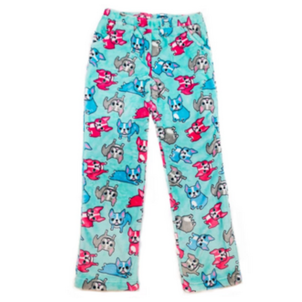 JUNIOR GIRLS FRENCH BULLDOG PANT