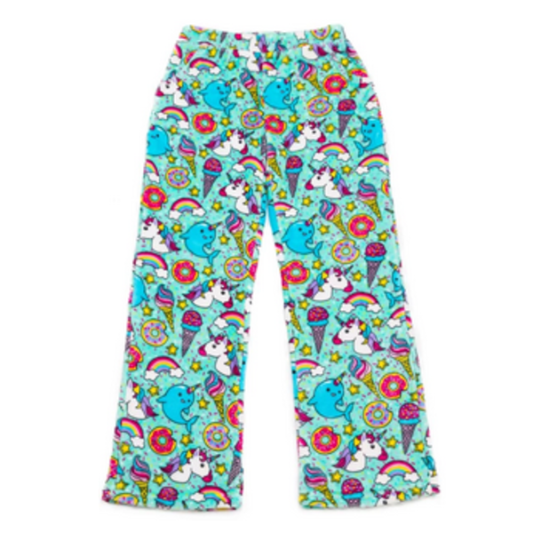 JUNIOR GIRLS SPRINKLE PANT - SIZE SMALL 7/8 ONLY