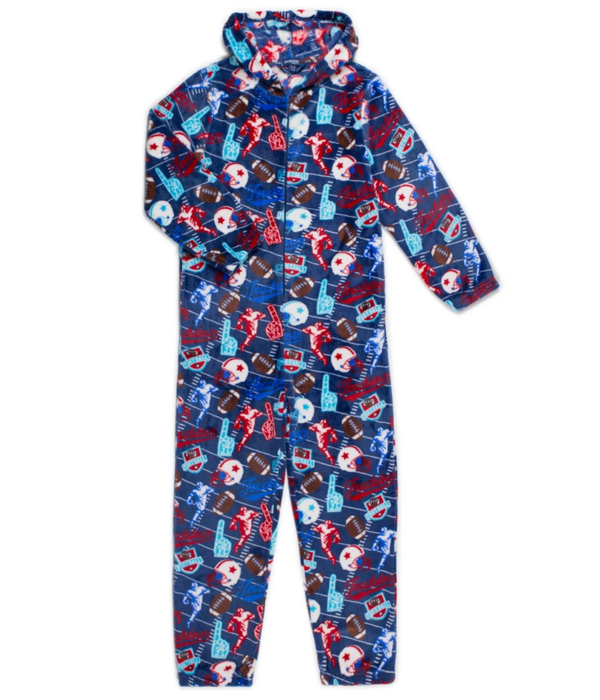 SOVEREIGN ATHLETIC JUNIOR BOYS FOOTBALL ONESIE