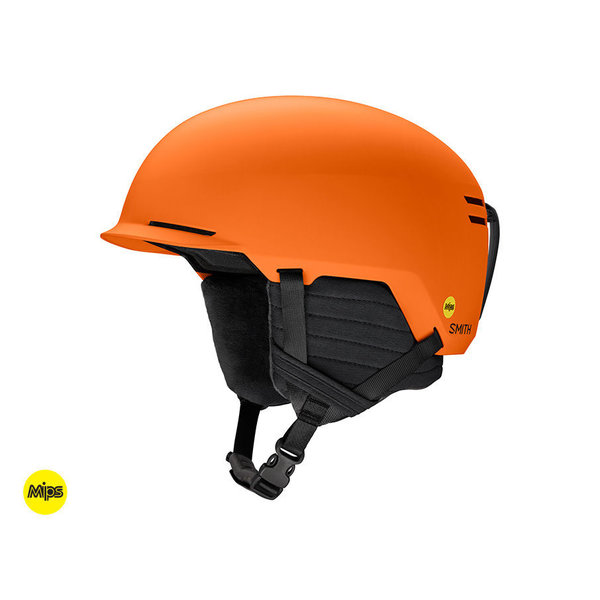 SCOUT JR HELMET WITH MIPS - HALO ORANGE