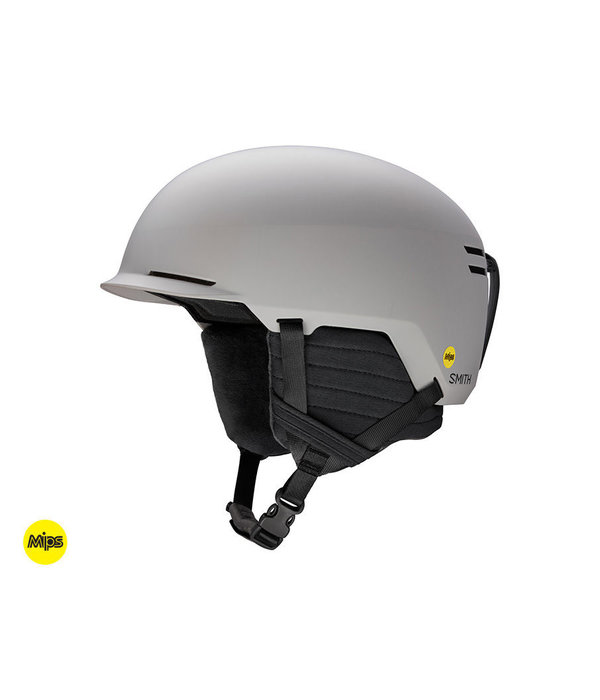 SMITH SCOUT JR HELMET WITH MIPS - CLOUD GREY - SIZE SMALL 48-53CM