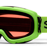 SMITH GAMBLER GOGGLES - FLASH FACES WITH RC36 LENS - SIZE YOUTH SMALL/MEDIUM