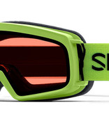 SMITH RASCAL GOGGLES - FLASH FACES WITH RC36 LENS - SIZE YOUTH SMALL
