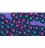 SMITH RASCAL GOGGLES - PURPLE PEACOCK WITH RC36 LENS - SIZE YOUTH SMALL