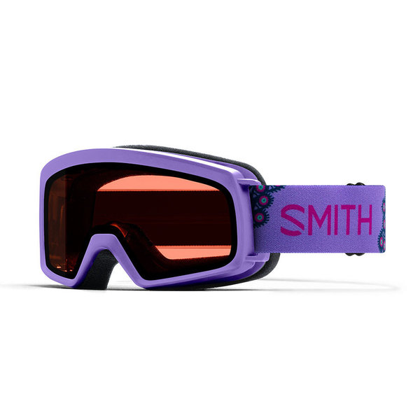 RASCAL GOGGLES - PURPLE PEACOCK WITH RC36 LENS - SIZE YOUTH SMALL