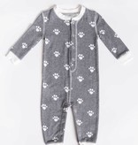 PJ SALVAGE INFANT ANIMAL LOVER ROMPER
