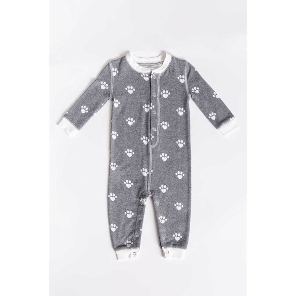 INFANT ANIMAL LOVER ROMPER