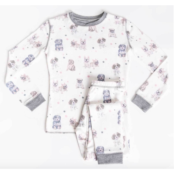 PRESCHOOL SKI PAWFECTION PJ SET