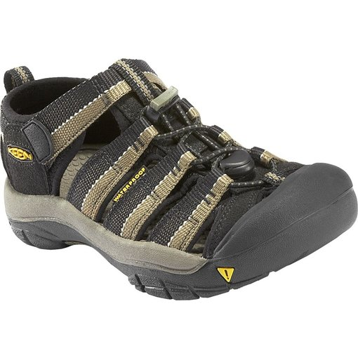KEEN NEWPORT H2 YOUTH - BLACK/HENNA -SIZE 5 ONLY