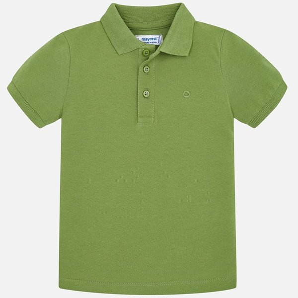 PRESCHOOL BOYS SHORT SLEEVED POLO SHIRT - JUNGLE