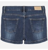 MAYORAL JUNIOR GIRLS DENIM SHORTS - DARK - SIZE 14 ONLY