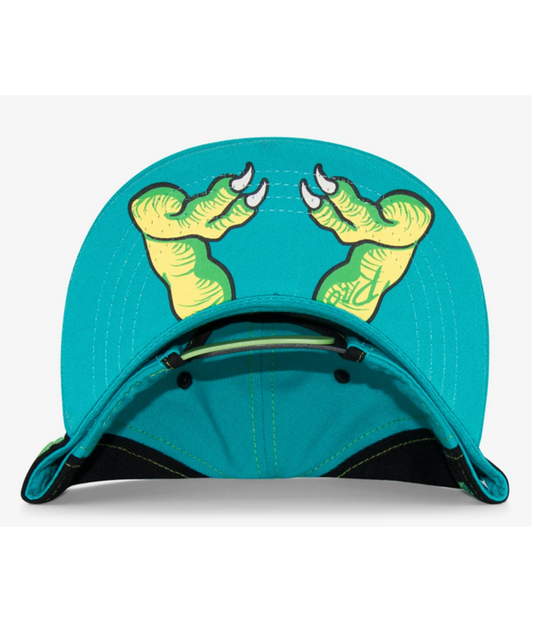 AKSELS YOUTH T-REX TRUCKER HAT (AGES 2-12)