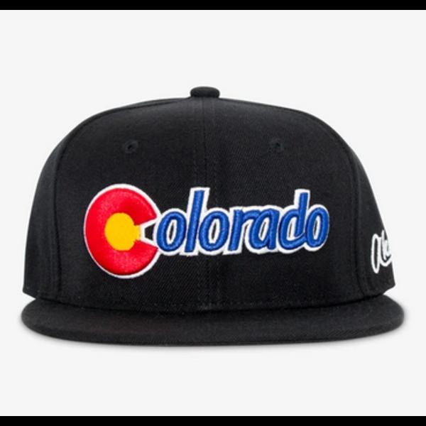 ADULT COLORADO STARTER ADULT HAT - BLACK