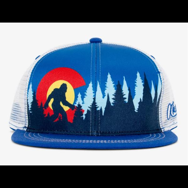 ADULT COLORADO BIGFOOT TRUCKER HAT
