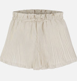 MAYORAL JUNIOR GIRLS PLEATED SKORT - CHAMPAGNE - SIZE 14 ONLY