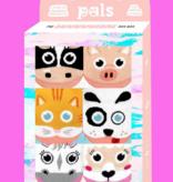 PALS AWWWWSOME BOXED SOCKS - 6-12 MONTHS