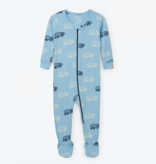 HATLEY BAND OF BEARS INFANT COVERALLS