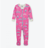 HATLEY PRETTY PRINCESS INFANT COVERALLS