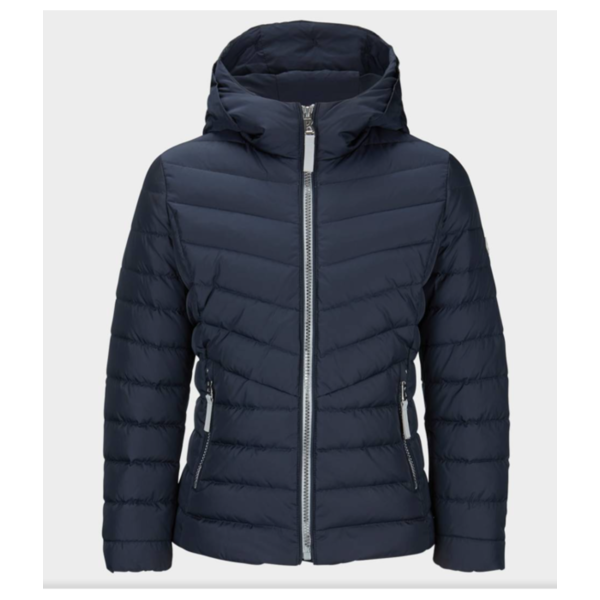 JUNIOR GIRLS LUCY-D JACKET - NAVY