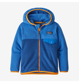 PATAGONIA TODDLER MICRO D SNAP-T JACKET - SUPERIOR BLUE
