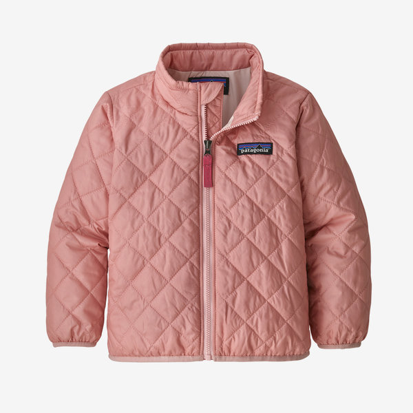TODDLER NANO PUFF JACKET - ROSEBUD PINK