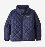 PATAGONIA INFANT NANO PUFF JACKET - CLASSIC NAVY