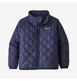 PATAGONIA INFANT NANO PUFF JACKET - CLASSIC NAVY - SIZE 3-6 MONTHS ONLY