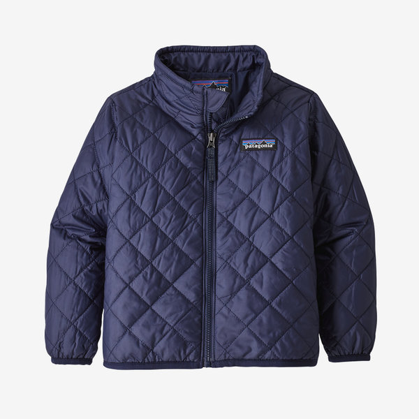 INFANT NANO PUFF JACKET - CLASSIC NAVY - SIZE 3-6 MONTHS ONLY