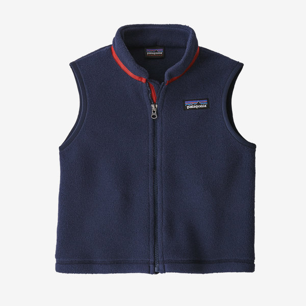INFANT SYNCHILLA VEST - NEW NAVY