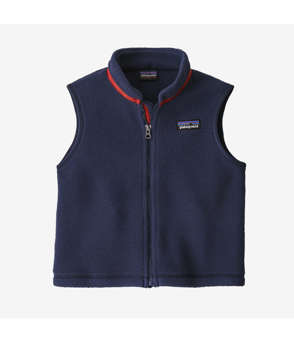 PATAGONIA INFANT SYNCHILLA VEST - NEW NAVY - SIZE 3-6 MONTH ONLY