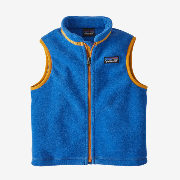 INFANT SYNCHILLA VEST - BAYOU BLUE