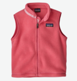 PATAGONIA TODDLER SYNCHILLA VEST - RANGE PINK - SIZE 2T ONLY