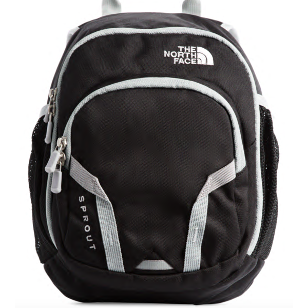 YOUTH SPROUT BACKPACK - BLACK/GREY