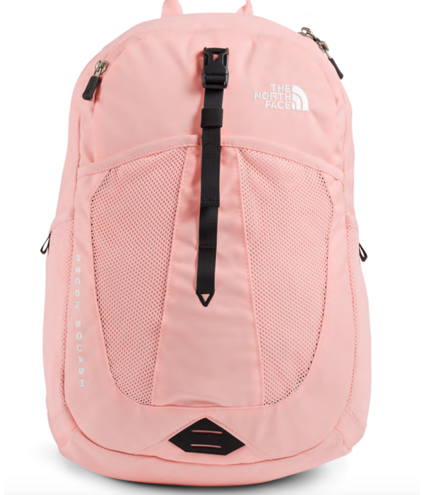 THE NORTH FACE YOUTH RECON BACKPACK - IMPATIENTS PINK