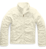 THE NORTH FACE JUNIOR GIRLS REVERSIBLE MOSSBUD JACKET - VINTAGE WHITE - SIZE LARGE 14/16 ONLY