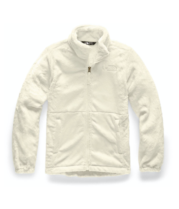 THE NORTH FACE JUNIOR GIRLS OSOLITA JACKET - VINTAGE WHITE - SIZE SMALL 7/8 ONLY