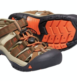 NEWPORT H2 YOUTH - DARK EARTH/SPICY ORANGE - SIZE 5 ONLY