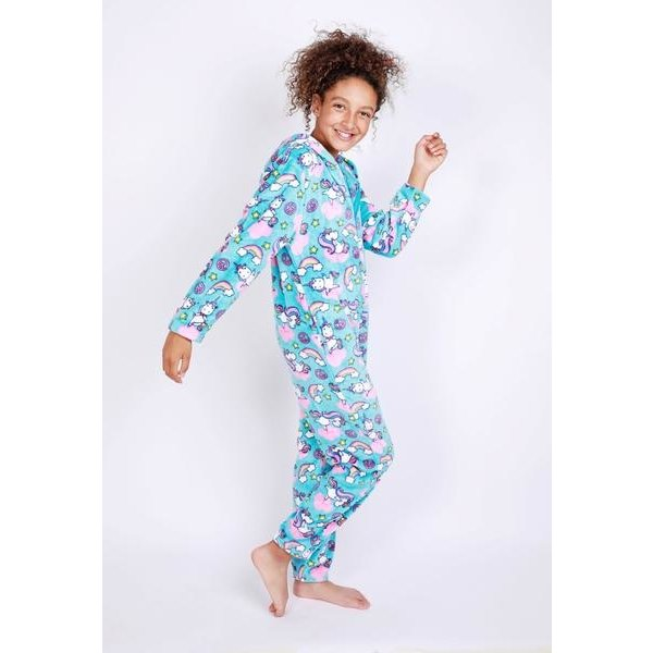 JUNIOR GIRLS YOGACORN ONESIE