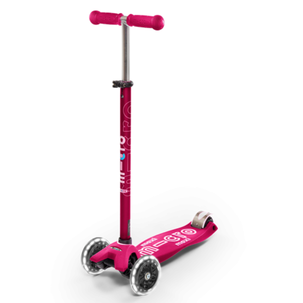 LED PINK MAXI DELUXE - 5-12 YEARS