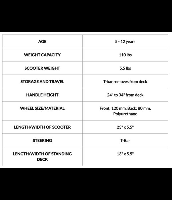 MICRO KICKBOARD PINK MAXI DELUXE - 5-12 YEARS