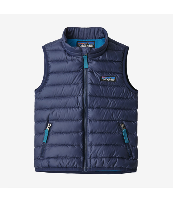 PATAGONIA INFANT DOWN SWEATER VEST - CLASSIC NAVY