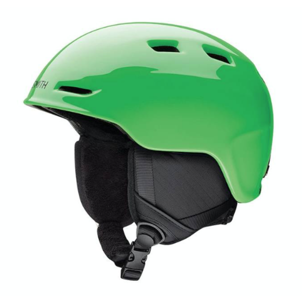 ZOOM JR HELMET - REACTOR GREEN - SIZE MEDIUM 53-58CM ONLY