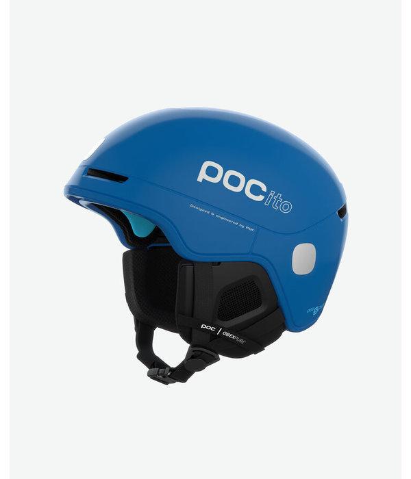 POC POCITO OBEX SPIN HELMET - BLUE