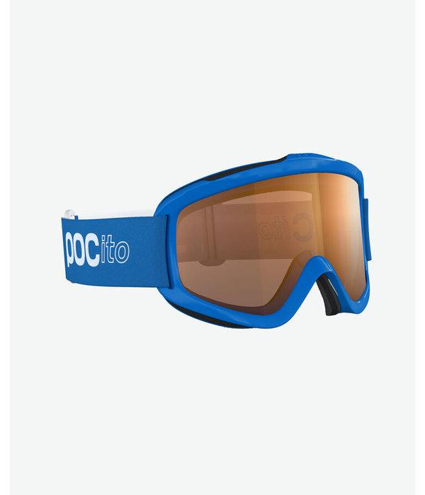 POC POCITO IRIS GOGGLE - BLUE