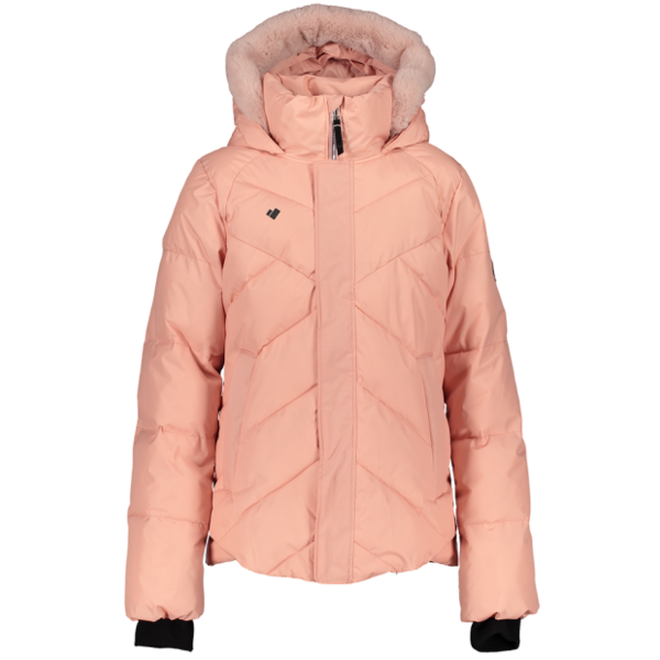 JUNIOR GIRLS MEGHAN SKI JACKET - CHEEKY